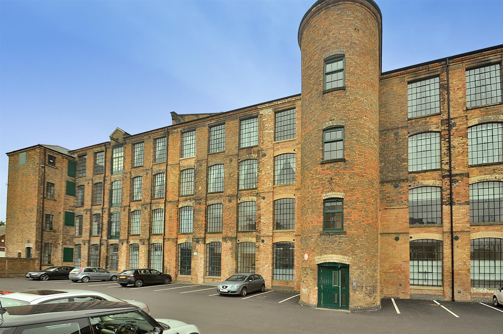 2 Bedrooms Flat for sale in Victoria Mill, Draycott